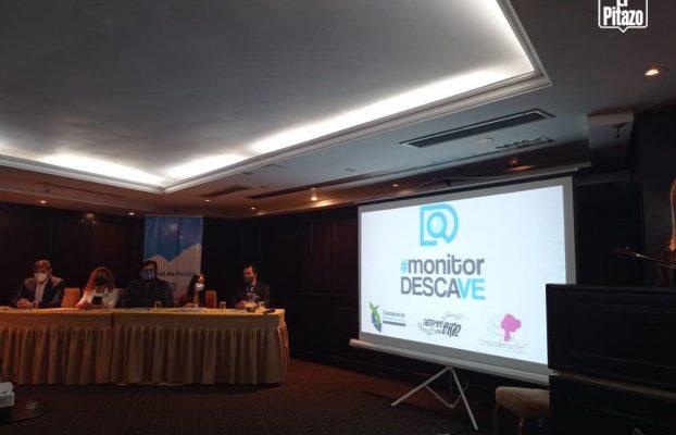 #MonitorDescaVE realiza programa formativo para documentar violaciones a los Derechos Humanos en Venezuela