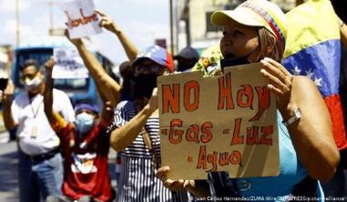 OVCS: En el primer semestre del año hubo 3.393 protestas en Venezuela