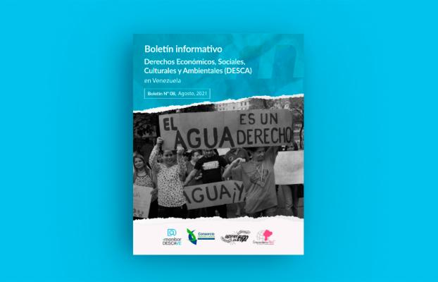 Octavo Boletín diagnóstico de los DESCA en Venezuela